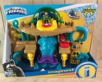 Fisher Price Imaginext DC Super Friends Aquaman Playset - Brand New
