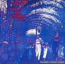 Ancient Grease - Women And Children First [CD]