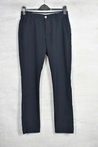UNDER ARMOUR Men's Black MATCHPLAY Golf trousers VGC 30 L32