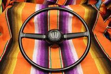 "1940 Ford Steering Wheel 15"" fits GM Column Plain Horn Button Street Rod  Merc"