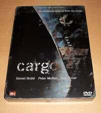 DVD Cargo Steelbook DTS - Daniel Brühl - Metalcase - Neu OVP
