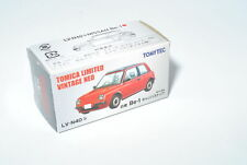 TOMYTEC Tomica Limited Vintage Neo LV-N40b 1/64 NISSAN Be-1 CANVAS TOP Red