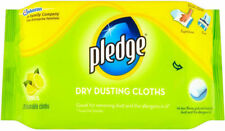 Dry Cloth Pledge Household Cleaning Products & Supplies