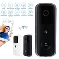 1080P WIFI vidéo sonnette porte caméra sans fil sécurité domicile reconnaissa D1