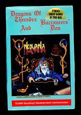 Nervana Quest 3 & 4 Dragons of Theradex & Buccaneer's Den Starsoft Atari ST New