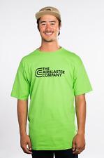 2013 MENS AIRBLASTER TAC LOGO CLASSIC T-SHIRT $32 M lime green premium tee
