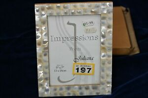 Photo Frame Impressions from Juliana Mother of Pearl on Pine (tagY197)