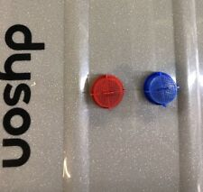 Dyson Washing Machine Cr01 , Cr02 Water Valve Inlet Filters , Red & Blue