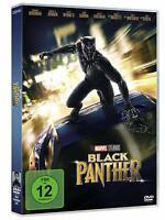 Black Panther [DVD/NEU/OVP] Soloauftritt von Marvelheld Black Panther