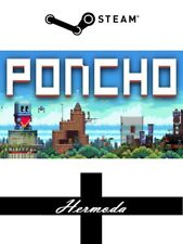 PONCHO Steam Key - for PC, Mac or Linux (Same Day Dispatch)