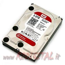 "DISCO DURO WESTERN DIGITAL 3Tb WD Red INTERNO 3,5"" DISK DRIVE"