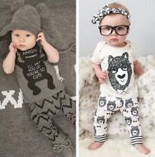 Unbranded Graphic Clothing (0-24 Months) for Girls