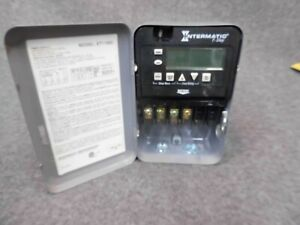 Used INTERMATIC 7-day timer Model ET1105C digital switch pre-owned