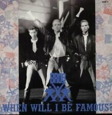 """Bros When will I be famous? (1987) [Maxi 12""""]"""