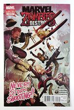 Marvel Zombies Destroy #2 (2012) Marvel Comics
