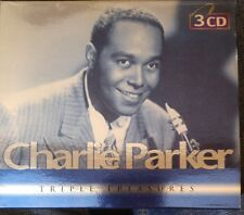 Charlie Parker-Gypsy, Quasimodo, Billie`S Bounce Triple Treasures