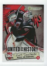2014-15 Moose Jaw Warriors (WHL) Zach Sawchenko (San Jose Sharks)