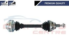 FOR VW GOLF MK5 3.2 R32 MANUAL FRONT RIGHT OFF SIDE NEW DRIVE SHAFT DRIVESHAFT