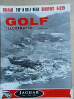 Shek-o Golf Club Hong Kong: Golf Illustrated Magazine 1966