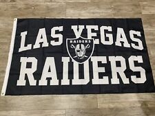 Las Vegas Oakland Raiders 3X5 Oakland Nation Flag Same Day Ship From Ca Same Day