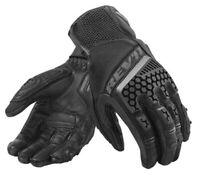Guanti moto adventure touring Rev'it Sand 3 nero XXL black gloves