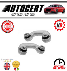 AUDI A6 1997-2005 - FRONT STABILISER ANTI ROLL DROP LINK BARS X2 - LEFT & RIGHT