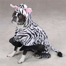 Zack & Zoey - ZEBRA - Halloween Dog Costume Small Pup Puppy NEW