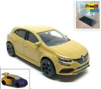 Majorette Renault Megane RS Yellow Color Changer to Blue 1/63 222F no Package
