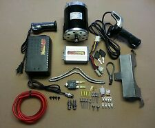Cruzin Cooler Upgrades-Super 48v or 48 Volt 1000 Watt Conversion Kit-LOOK