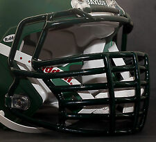 Riddell Revolution SPEED S2BDC-HT-LW S-Bar Football Helmet Facemask - DARK GREEN