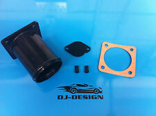 Land Rover Disco 2 TD5 EGR Removal Blanking Kit Mild Steel Zinc and Black New