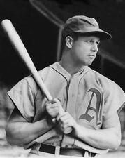 1920s Philadelphia Athletics JIMMIE FOXX Glossy 8x10 Photo Baseball Print Poster