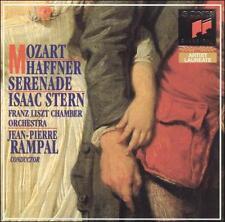 Mozart: Haffner Serenade Wolfgang Amadeus Mozart, Jean-Pierre Rampal, Franz Lis