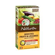 INSECTICIDE ANTI INSECTES FRUITS LEGUMES NATUREN FERTILIGENE pucerons mouches