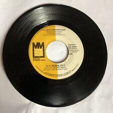 Silver Convention 45rpm Vintage Vinyl Record 1974