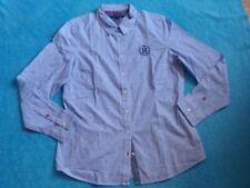 Camisa de mujer Tommy Hilfiger de color principal azul