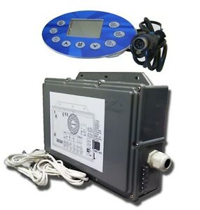 ETHINK KL8600 CONTROL PACK KL8600A-3P-3KW for Jazzi 3 pump spa SKT fit KL8500