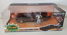 1:24 Scale JADA Batman 1966 TV Series Batmobile with Batman and Robin Figures