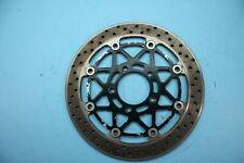 805 04-05 SUZUKI GSXR600  FRONT WHEEL RIM BRAKE ROTOR DISC