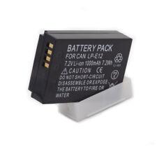 NEW LP-E12 LP E12 Li-ion SLR Camera Battery for Canon EOS M 100D M10 Rebel SL1
