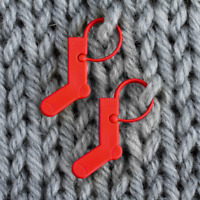 !!! NEU !!! addi Maschenmarker Maschenmarkierer 6 St. stricken Socken