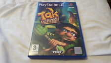 PS2 GAME TAK AND THE POWER OF JUJU