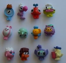 NEW ~ Series 11 ~ Moshi Monsters ~ Complete set of Commons ~ 12 Moshis FREE POST
