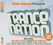 Trance Nation 20 (mixed by Alex M.o.r.p.h., Heller & Enkie) Evolve, Kya.. [3 CD]
