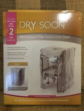 Dry:Soon Mini Deluxe 2 Tier Heated Airer Cover