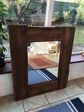 Mirror - Large Wood Frame Furniture Bedroom