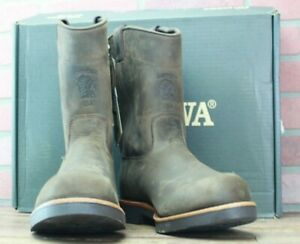 Chippewa Men's Pull-on Western Work Boots 20075 Size 10.5 EE