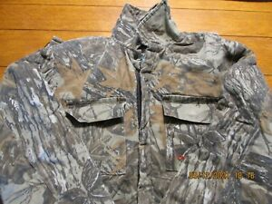 10X Realtree camo Insulated Hunting Coveralls