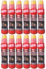 12 Flaschen Glasreiniger Reinigungsgel für Kamin Ofen Scheibe