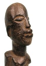 Art Africain - Ancien Fétiche Lobi - Superbe Posture & Visage - 25,5 Cms +++++++